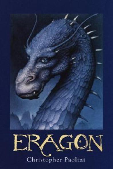 Eragon [Hardcover] Cover