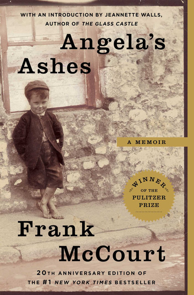 Angela's Ashes: A Memoir [Paperback] Cover