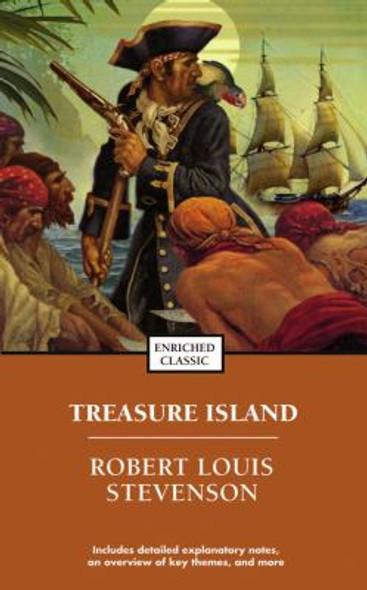 Treasure Island [Mass Market Paperback] Cover