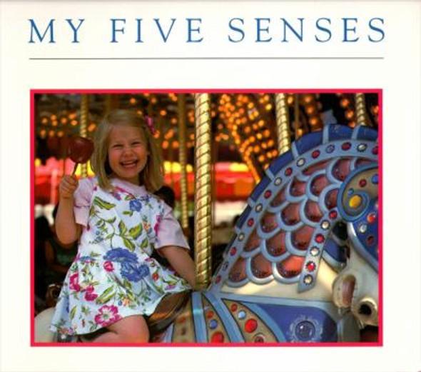 My Five Senses [Picture Book] Cover