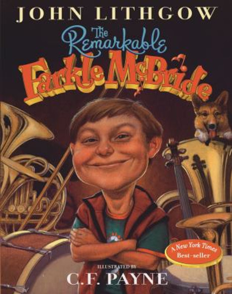 The Remarkable Farkle McBride [Paperback] Cover