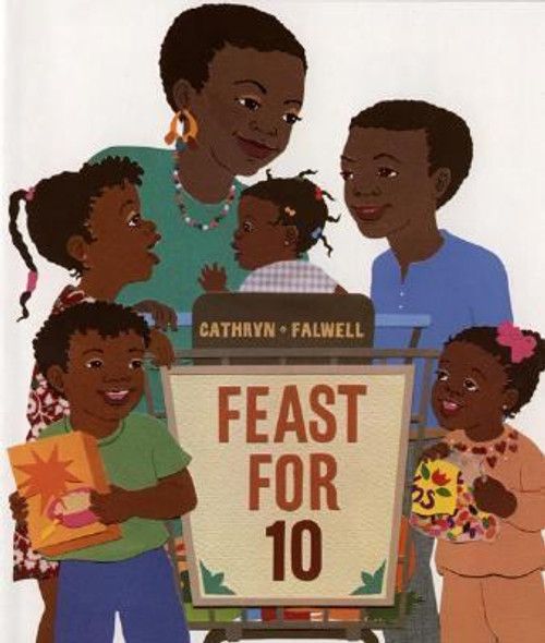Feast for 10 [Paperback] Cover