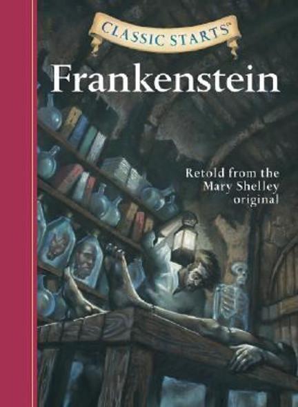 Frankenstein [Hardcover] Cover