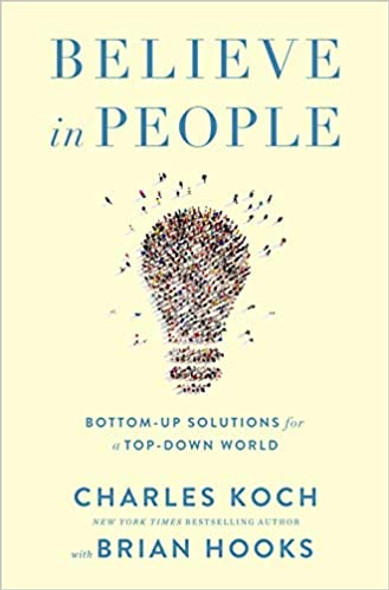 Believe in People: Bottom-Up Solutions for a Top-Down World [Hardcover] Cover