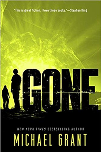 Gone [Paperback] Cover