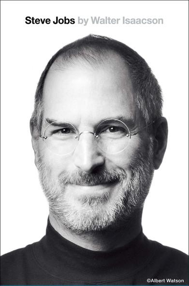 Steve Jobs [Paperback] Cover