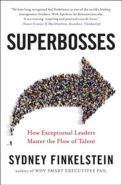 Superbosses: How Exceptional Leaders Master the Flow of Talent [Hardcover] Cover