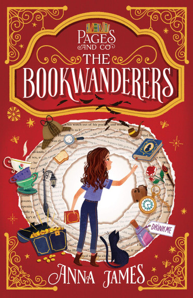 Pages & Co.: The Bookwanderers [Hardcover] Cover