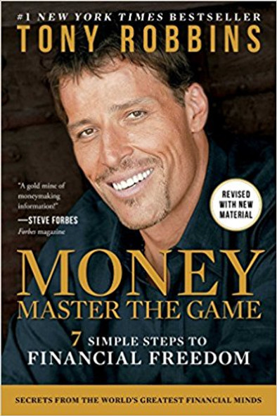 Money Master the Game: 7 Simple Steps to Financial Freedom [Paperback] Cover