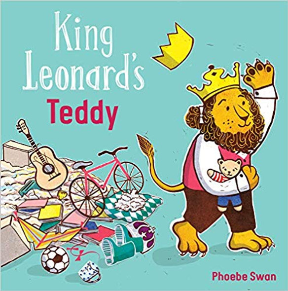 King Leonard's Teddy (Child's Play Library) [Paperback] Cover