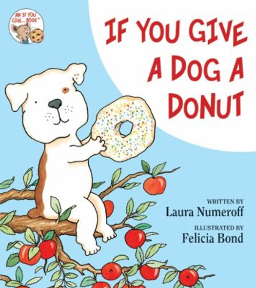 If You Give a Dog a Donut Cover
