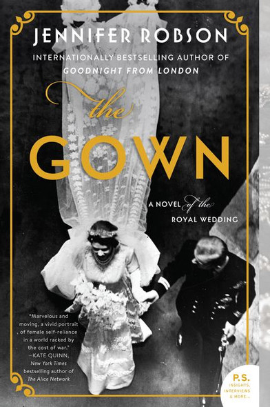 The Gown: A Novel of the Royal Wedding [Hardcover] Cover
