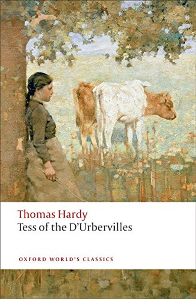 Tess of the D'Urbervilles [Paperback] Cover
