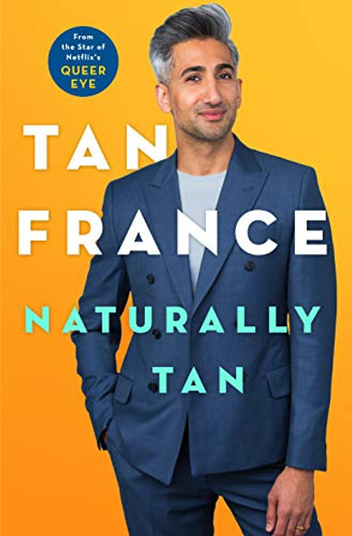 Naturally Tan: A Memoir [Hardcover] Cover