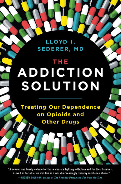 The Addiction Solution: Treating Our Dependence on Opioids and Other Drugs [Paperback] Cover