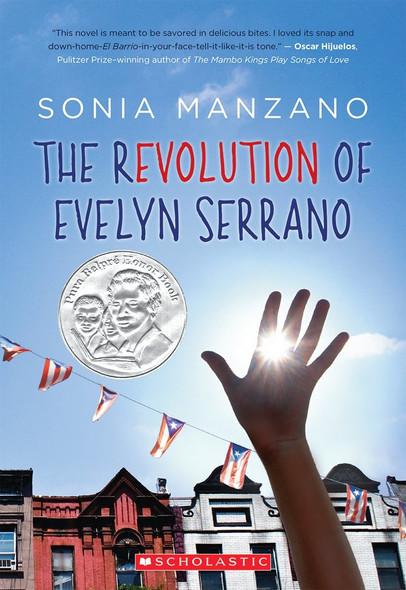 The Revolution of Evelyn Serrano [Paperback] Cover