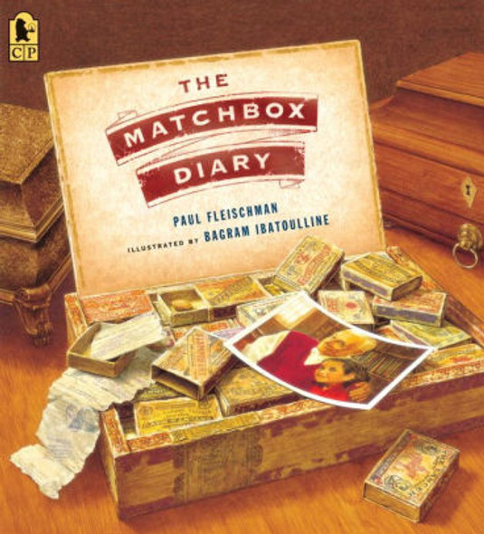 The Matchbox Diary [Paperback] Cover