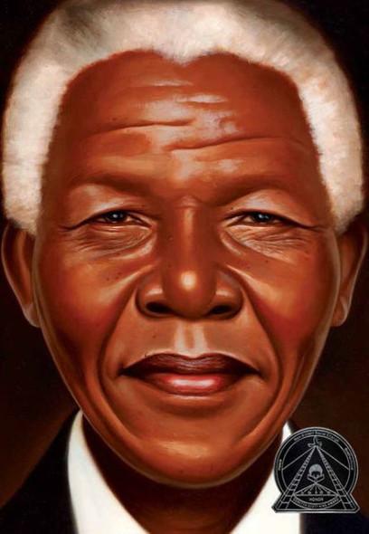 Nelson Mandela [Hardcover] Cover