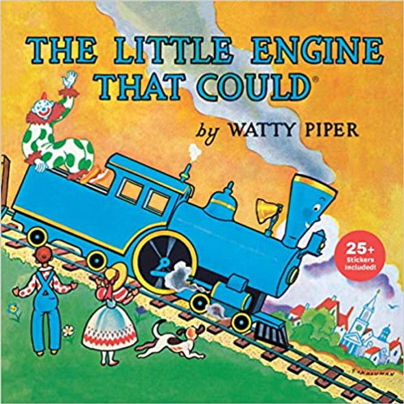 The Little Engine That Could [Paperback] Cover