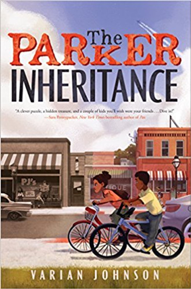 The Parker Inheritance [Hardcover] Cover