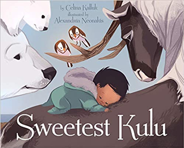 Sweetest Kulu (English) [Hardcover] Cover