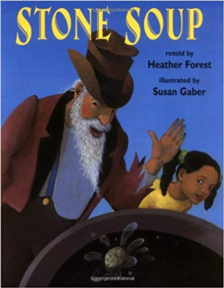 Stone Soup [Paperback] Cover