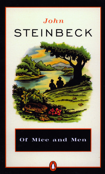 Of Mice and Men (Penguin Great Books of the 20th Century) [Hardcover] Cover