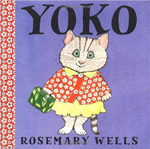 Yoko [Hardcover] Cover