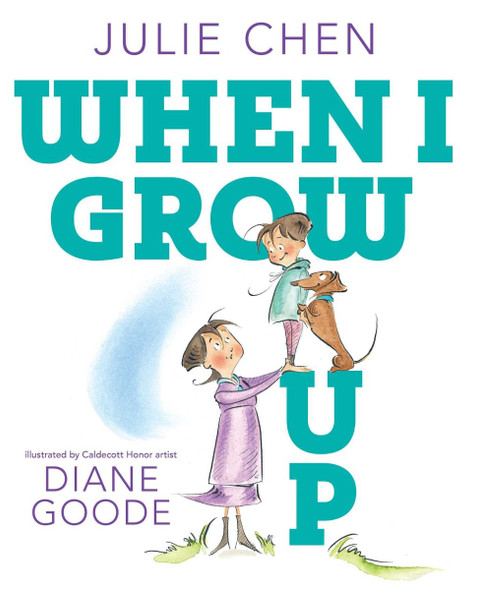 When I Grow Up [Hardcover] Cover