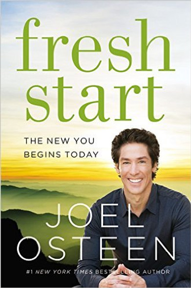 Fresh Start: The New You Begins Today [Hardcover] Cover
