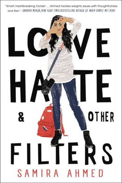 Love, Hate and Other Filters [Hardcover] Cover