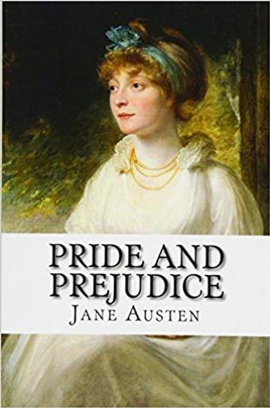 Pride and Prejudice [Paperback] Cover
