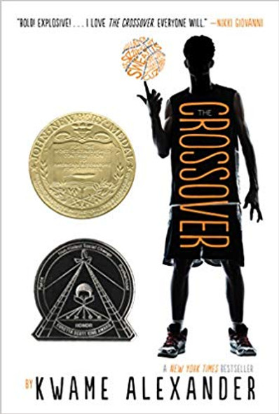 The Crossover [Paperback] Cover