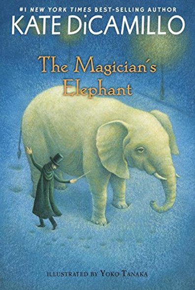 The Magician's Elephant [Paperback] Cover