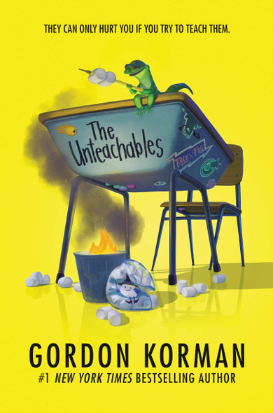 The Unteachables [Paperback] Cover