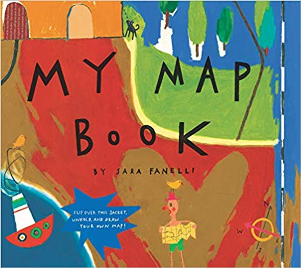 My Map Book [Hardcover] Cover
