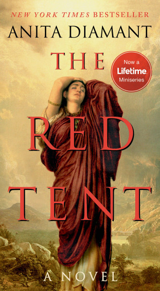 The Red Tent - 20th Anniversary Edition: A Novel [Mass Market Paperback] Cover