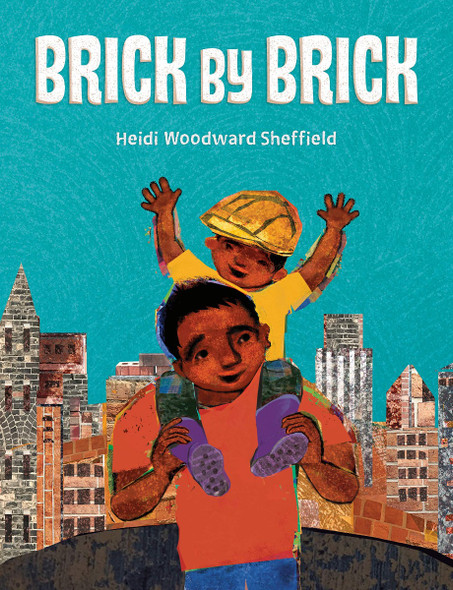 Brick by Brick [Hardcover] Cover