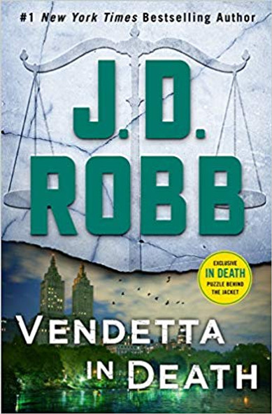 Vendetta in Death: An Eve Dallas Novel (In Death #49) [Hardcover] Cover