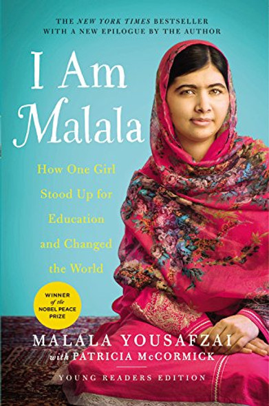 I Am Malala: How One Girl Stood Up for Education and Changed the World (Young Readers Edition) [Paperback] Cover