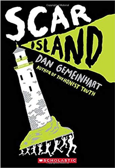 Scar Island [Paperback] Cover