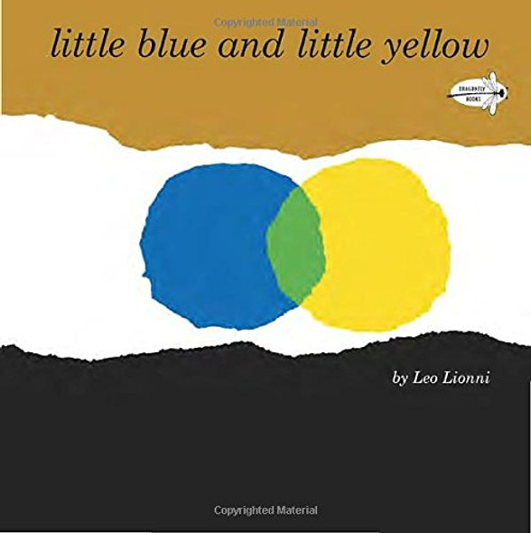 Little Blue and Little Yellow [Paperback] Cover
