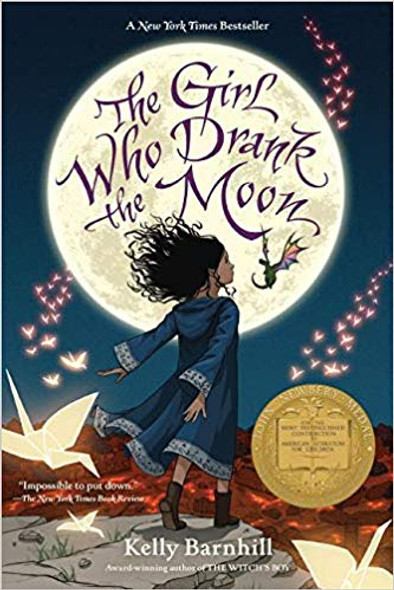 The Girl Who Drank the Moon [Paperback] Cover