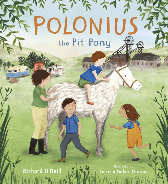 Polonius the Pit Pony (Child's Play Library) [Hardcover] Cover