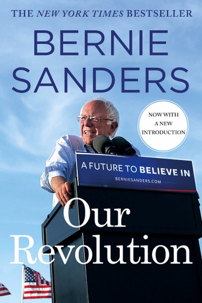 Our Revolution: A Future to Believe In [Paperback] Cover