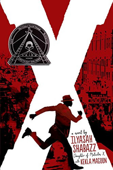 X: A Novel [Paperback] Cover