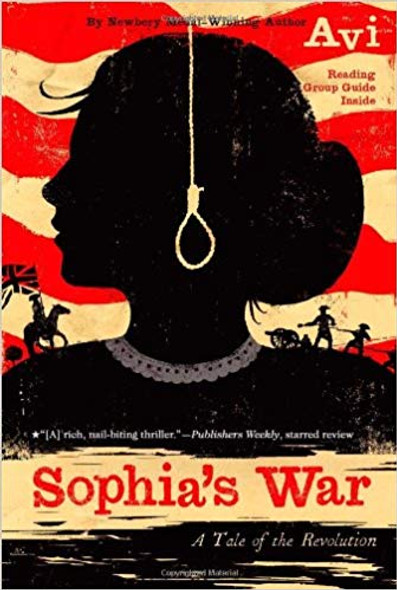 Sophia's War: A Tale of the Revolution [Paperback] Cover