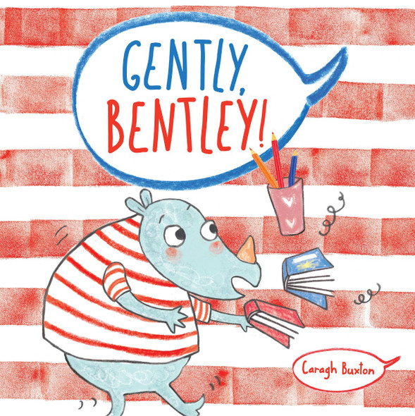 Gently Bentley (Child's Play Library) [Hardcover] Cover