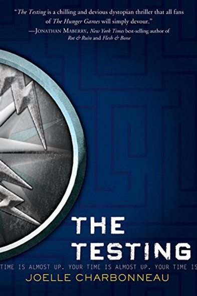 The Testing [Paperback] Cover