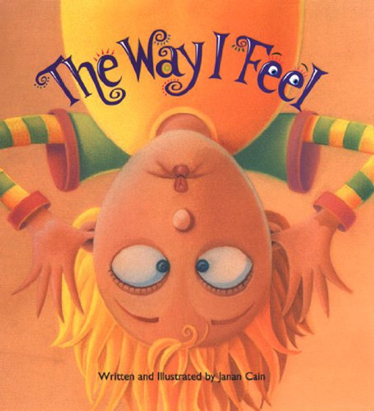 The Way I Feel [Hardcover] Cover